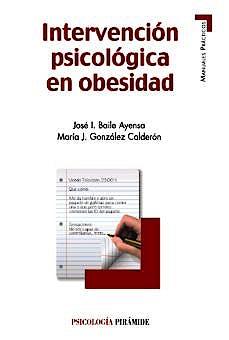 Portada del libro 9788436829020 Intervención Psicológica en Obesidad