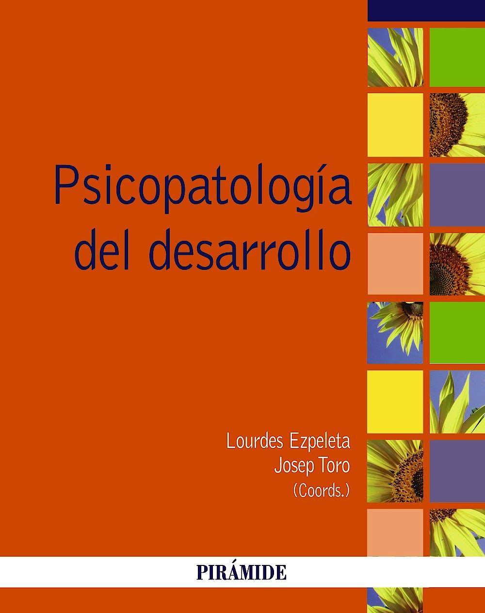 Portada del libro 9788436832136 Psicopatología del Desarrollo