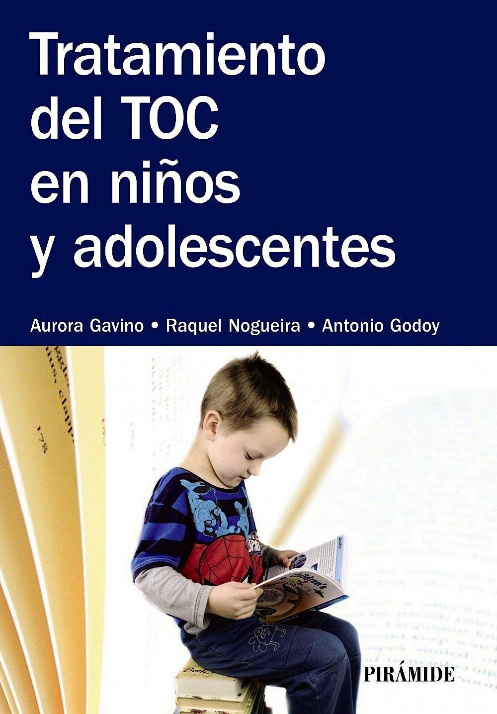 Portada del libro 9788436832747 Tratamiento del TOC en Niños y Adolescentes