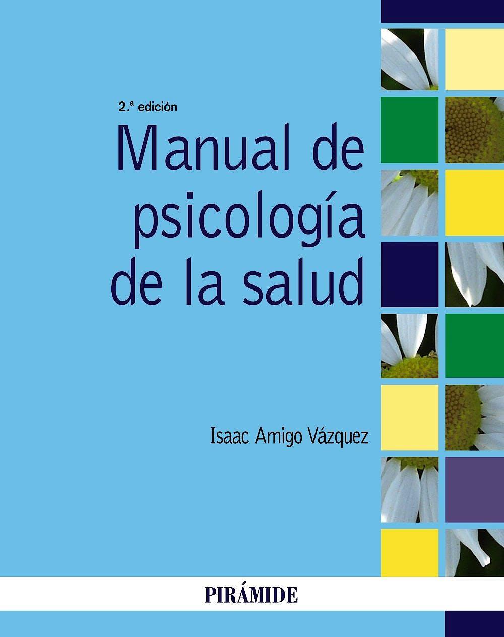 Portada del libro 9788436833843 Manual de Psicologia de la Salud