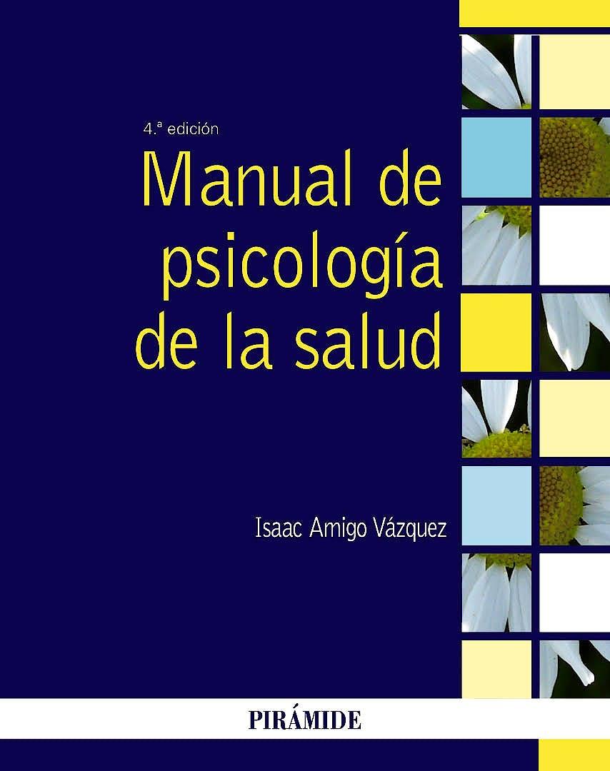 Portada del libro 9788436843118 Manual de Psicología de la Salud