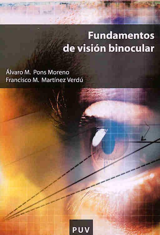 Portada del libro 9788437059181 Fundamentos de Visión Binocular
