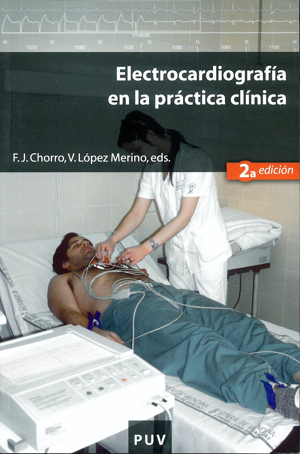 Portada del libro 9788437070957 Electrocardiografia en la Practica Clinica