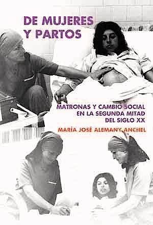 Portada del libro 9788437098616 De Mujeres y Partos