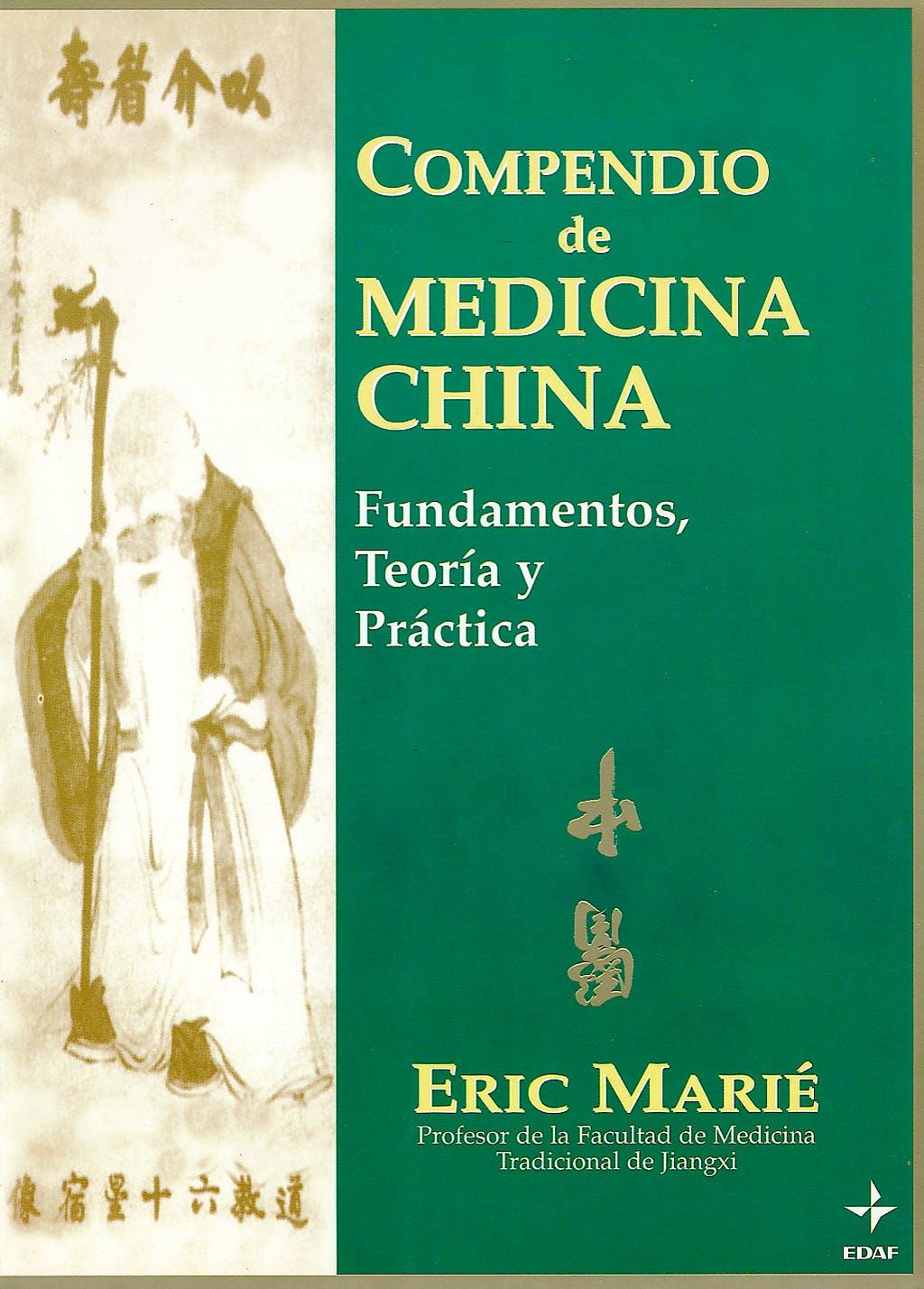 Portada del libro 9788441403031 Compendio de Medicina China