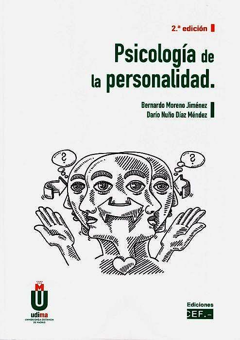 Portada del libro 9788445440797 Psicología de La Personalidad