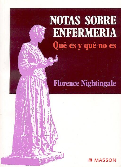 Portada del libro 9788445800775 Notas sobre Enfermería. Qué es y Qué no Es
