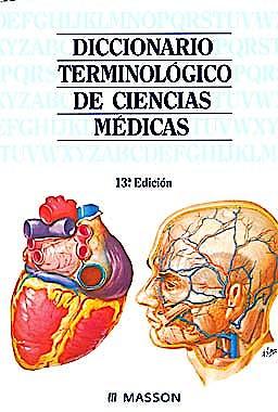 Portada del libro 9788445800959 Diccionario Terminologico de Ciencias Medicas