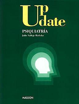 Portada del libro 9788445804698 Update Psiquiatria