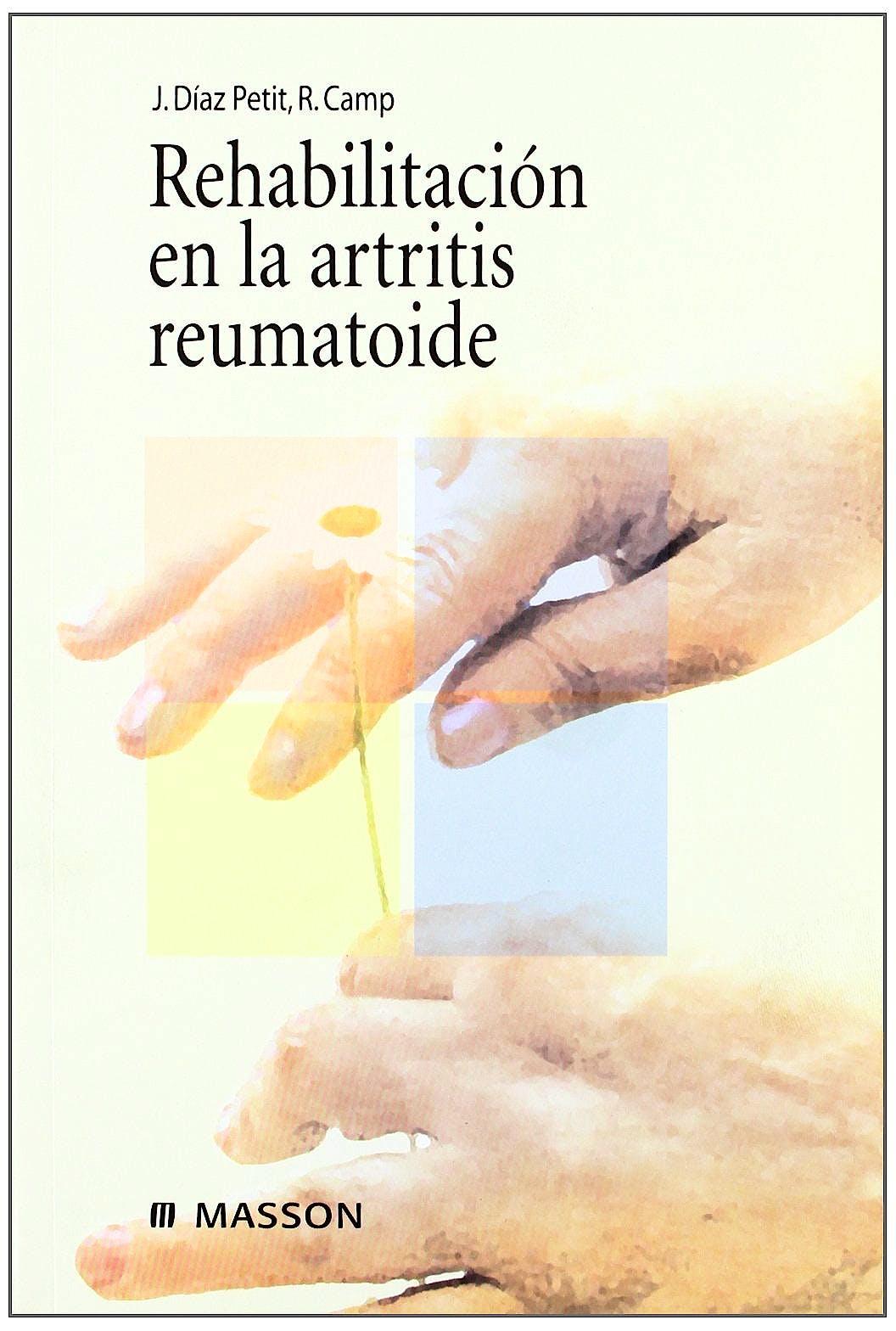 Portada del libro 9788445811818 Rehabilitación en la Artritis Reumatoide