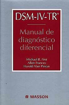 Portada del libro 9788445811924 DSM-IV-TR Manual de Diagnóstico Diferencial
