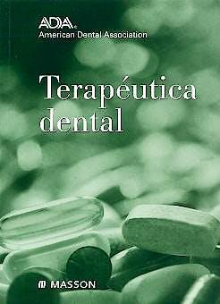 Portada del libro 9788445812099 Terapeutica Dental