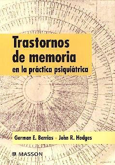 Portada del libro 9788445812211 Trastornos de Memoria en la Práctica Psiquiátrica