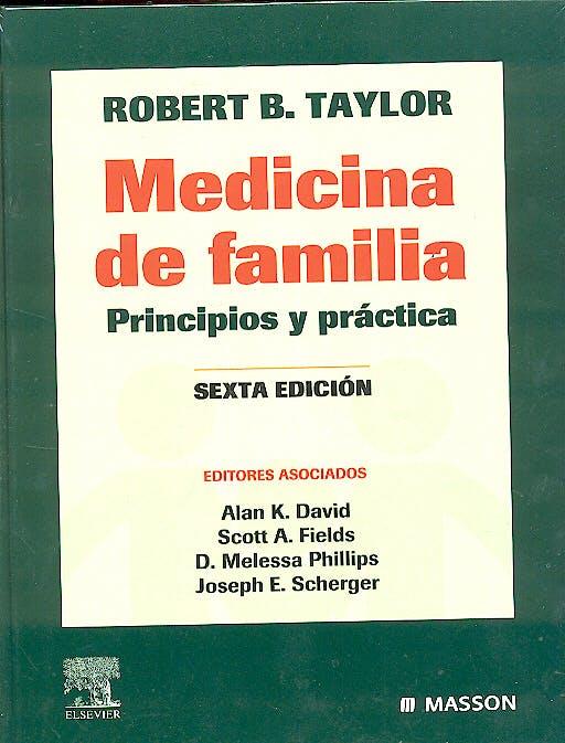 Portada del libro 9788445812983 Medicina de Familia. Principios y Practica