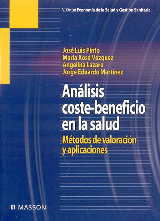 Portada del libro 9788445813621 Analisis Coste-Beneficio en la Salud. Metodos de Valoracion y Aplicaciones