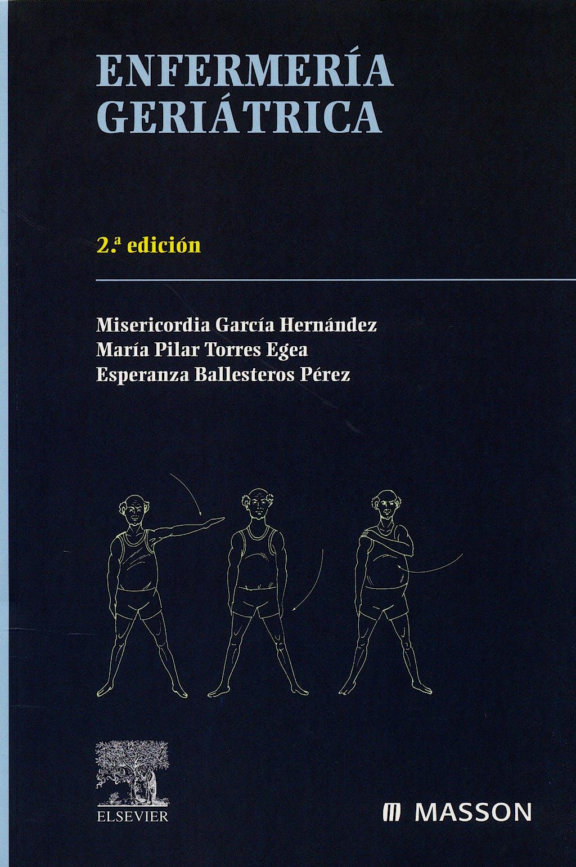 Portada del libro 9788445813966 Enfermeria Geriatrica