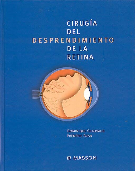 Portada del libro 9788445814659 Cirugia del Desprendimiento de la Retina