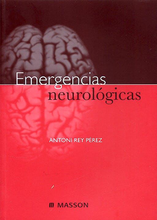 Portada del libro 9788445814949 Emergencias Neurológicas