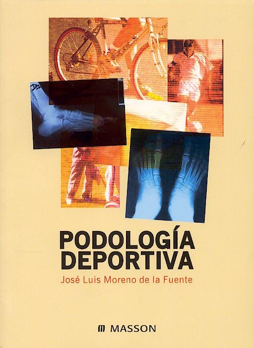 Portada del libro 9788445815038 Podología Deportiva