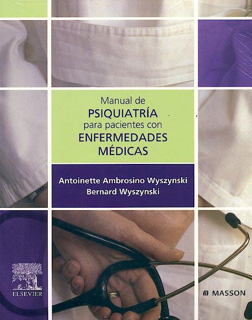 Portada del libro 9788445815762 Manual de Psiquiatria para Pacientes con Enfermedades Medicas