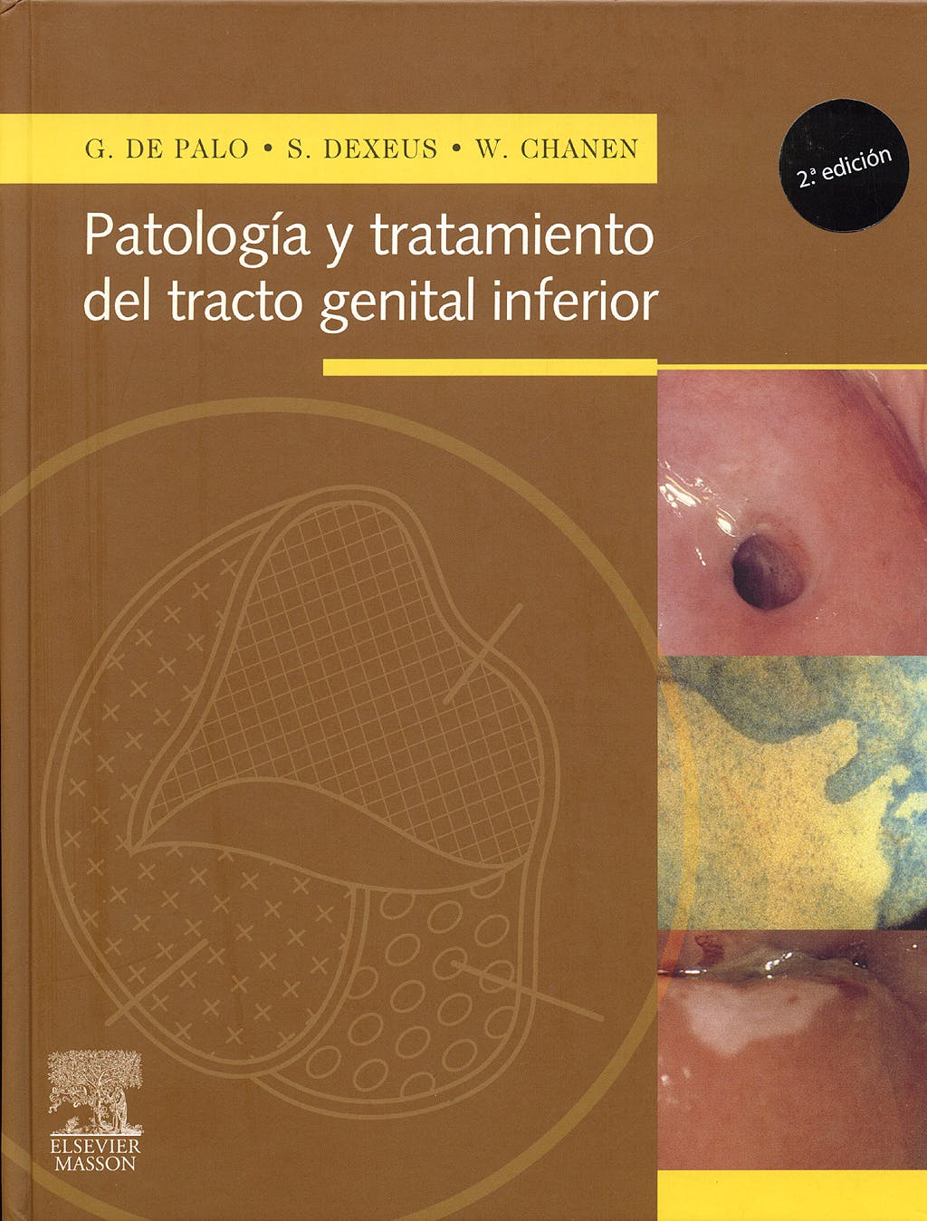 Portada del libro 9788445815823 Patologia y Tratamiento del Tracto Genital Inferior (Sólo Impresión bajo Demanda, 2 Semanas aprox.)