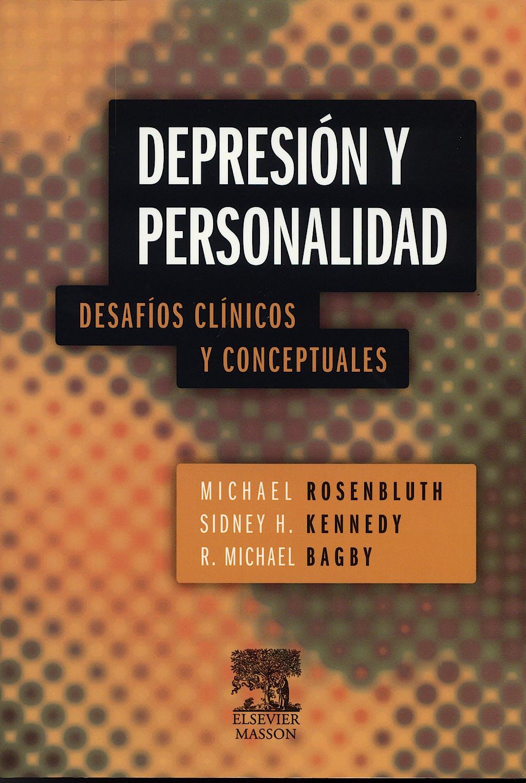 Portada del libro 9788445817193 Depresion y Personalidad. Desafios Clinicos y Conceptuales
