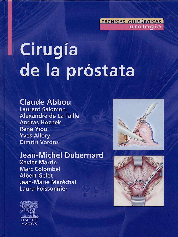 Producto: Cirugia de la Prostata