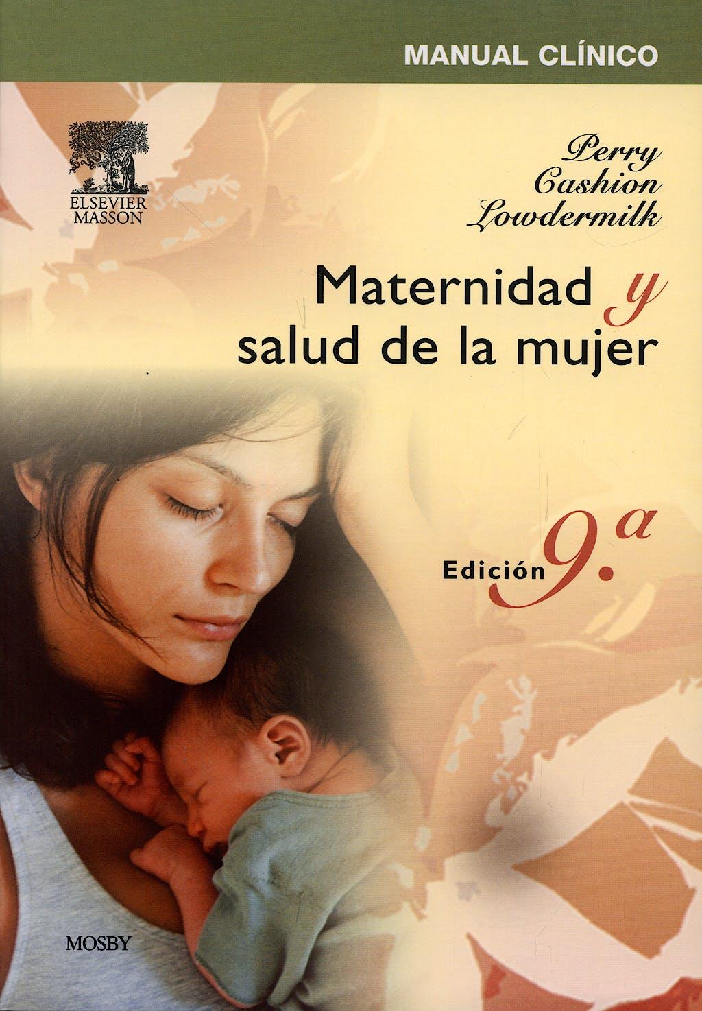 Portada del libro 9788445819142 Manual Clinico. Maternidad y Salud de la Mujer