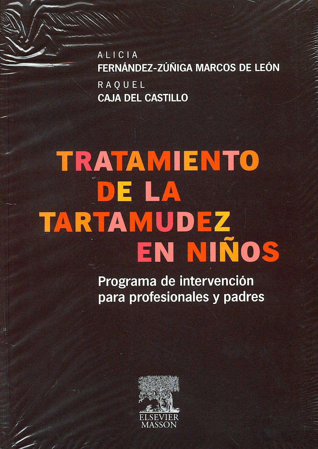 Portada del libro 9788445819210 Tratamiento de la Tartamudez en Niños, 2 Vols. (Libro + Cuaderno)