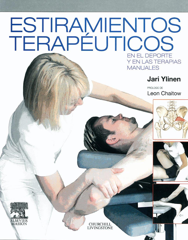 Portada del libro 9788445819500 Estiramientos Terapéuticos