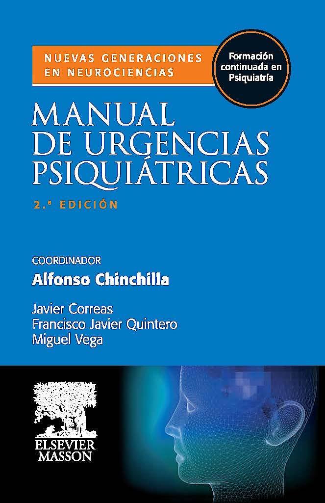 Portada del libro 9788445820247 Manual de Urgencias Psiquiátricas