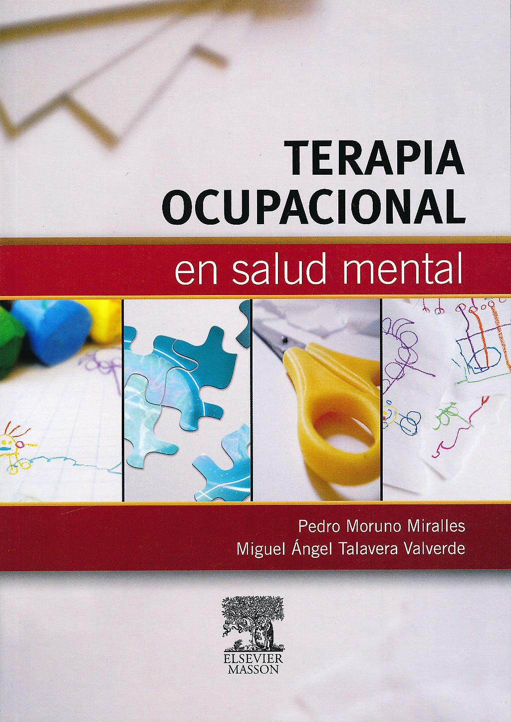 Portada del libro 9788445821015 Terapia Ocupacional en Salud Mental + Acceso Online