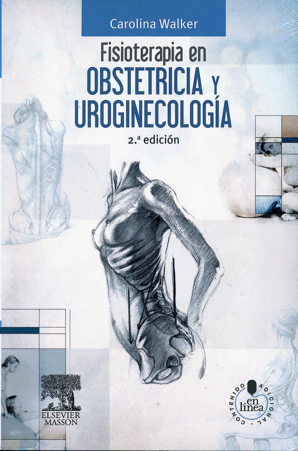 Portada del libro 9788445821022 Fisioterapia en Obstetricia y Uroginecología + Acceso Online