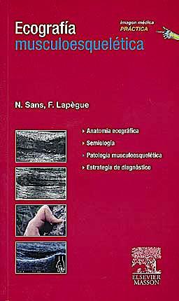 Portada del libro 9788445821084 Ecografía Musculoesquelética (Imagen Médica Práctica) + Acceso Online