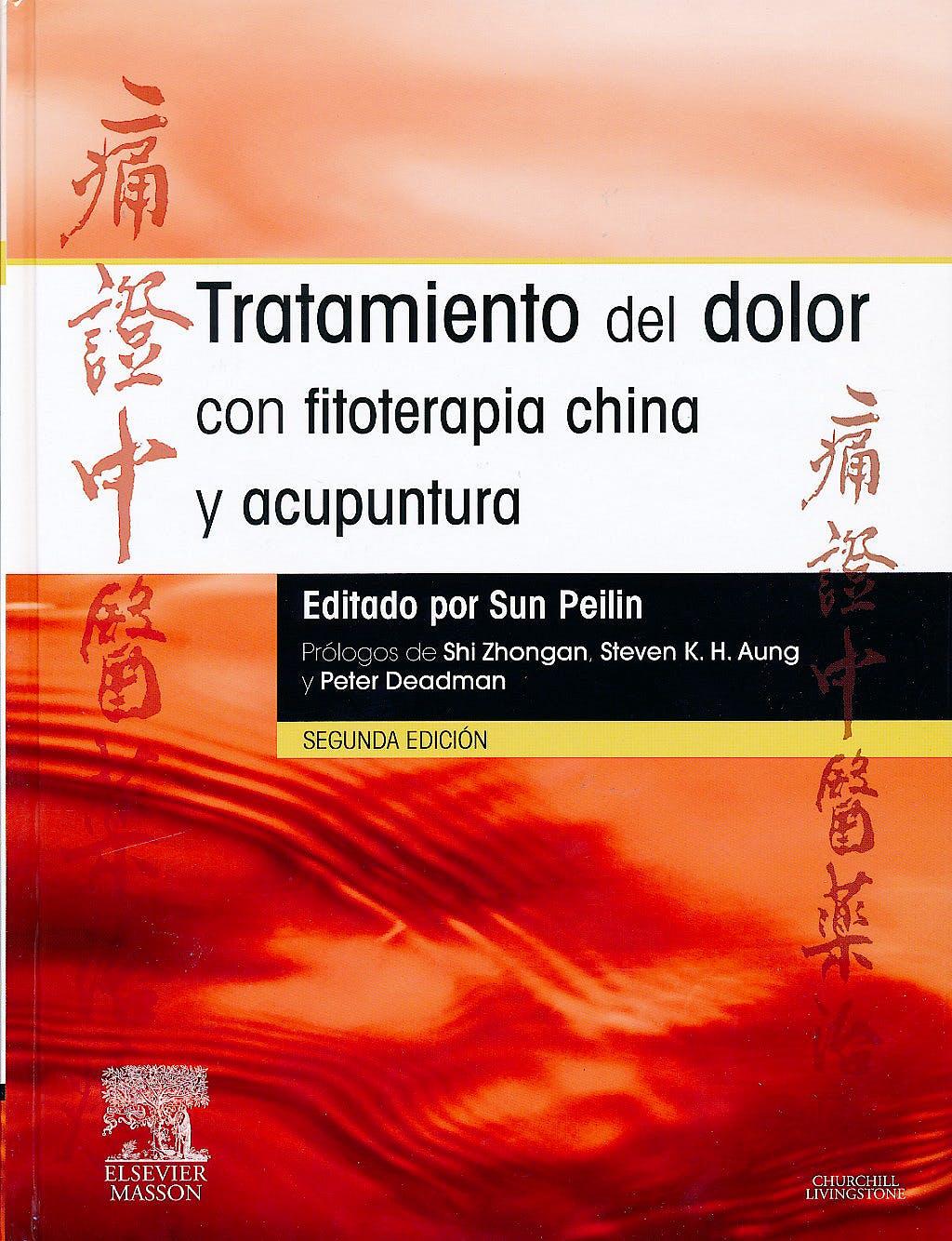 Portada del libro 9788445821398 Tratamiento del Dolor con Fitoterapia China y Acupuntura