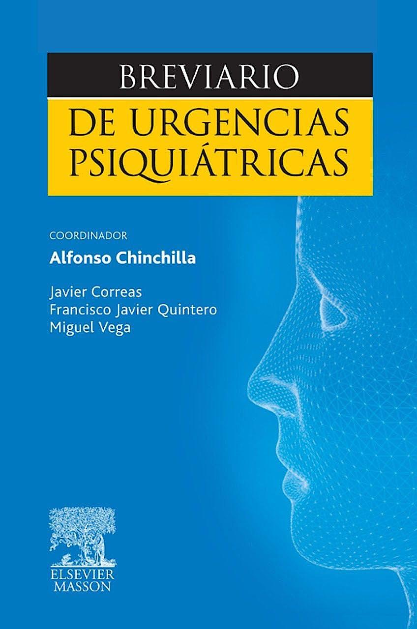 Portada del libro 9788445821657 Breviario de Urgencias Psiquiátricas (E-BOOK)