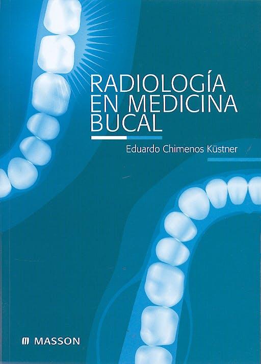 Portada del libro 9788445822647 Radiologia en Medicina Bucal (Impresión bajo Demanda, 2 Semanas aprox.)