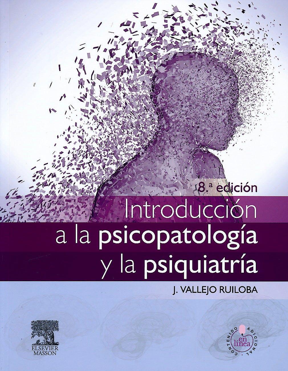 Portada del libro 9788445825846 Introducción a la Psicopatología y la Psiquiatría + Acceso Online
