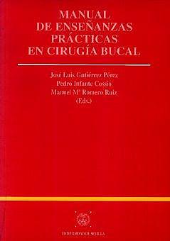 Portada del libro 9788447204281 Manual de Enseñanzas Practicas en Cirugia Bucal