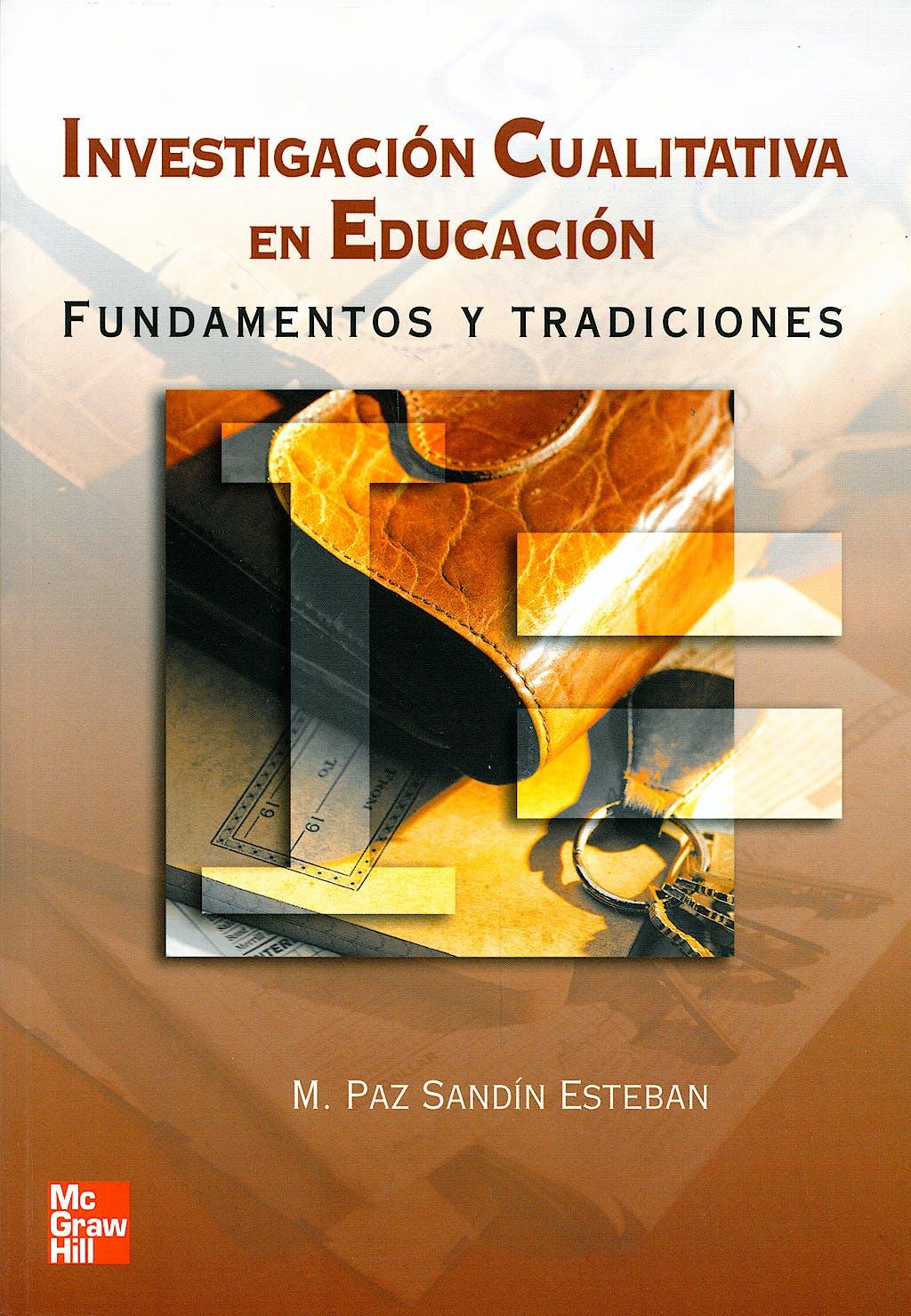 Portada del libro 9788448137793 Investigacion Cualitativa en Educacion