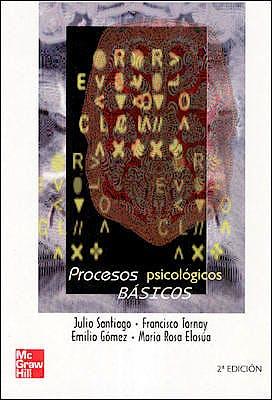 Portada del libro 9788448146337 Procesos Psicologicos Basicos