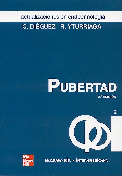 Portada del libro 9788448146665 Actualizaciones en Endocrinologia, Vol. 2: Pubertad