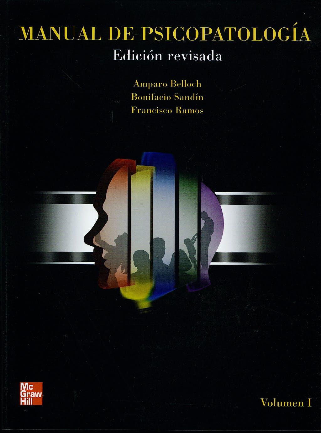 Portada del libro 9788448156053 Manual de Psicopatología, Vol. I (Edición Revisada y Actualizada)
