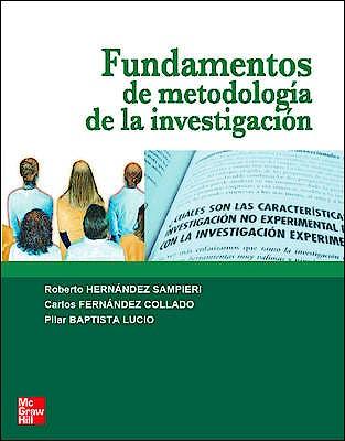 Portada del libro 9788448160593 Fundamentos de Metodologia de la Investigacion