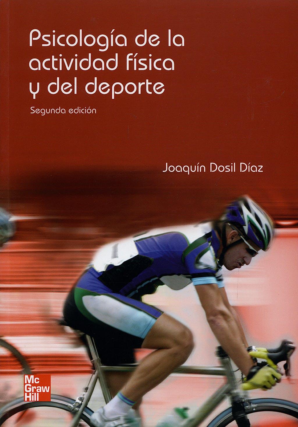 Portada del libro 9788448161033 Psicologia de la Actividad Fisica y del Deporte