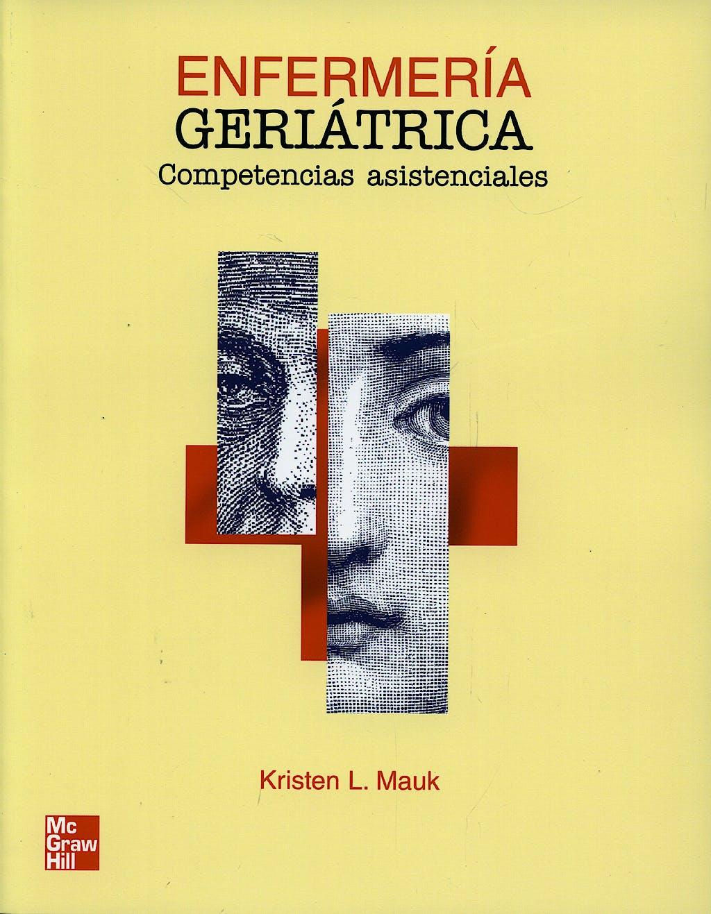 Portada del libro 9788448163969 Enfermeria Geriatrica. Competencias Asistenciales
