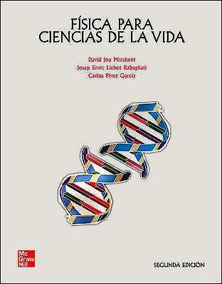 Portada del libro 9788448168032 Fisica para Ciencias de la Vida