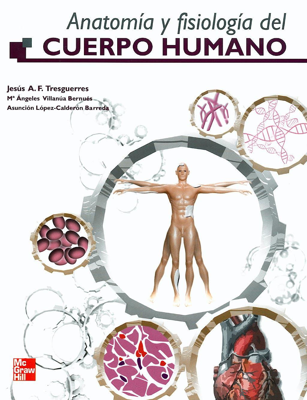 Portada del libro 9788448168902 Anatomía y Fisiología del Cuerpo Humano