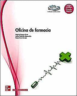 Portada del libro 9788448175870 Oficina de Farmacia (Ciclo Formativo Grado Medio)