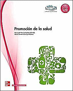 Portada del libro 9788448176327 Promoción de la Salud (Grado Medio)